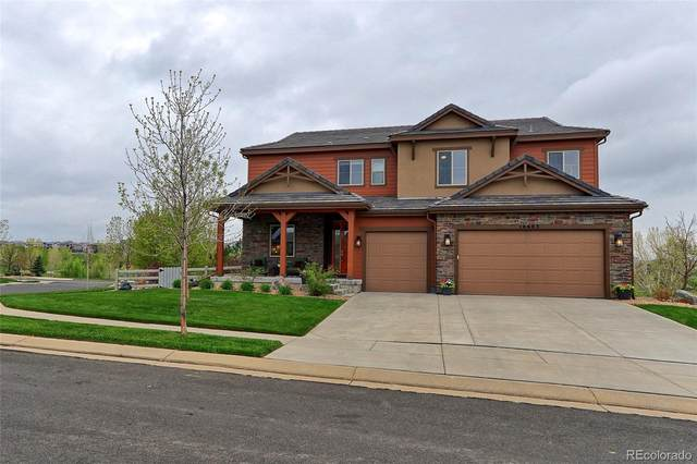 16603 Plateau Lane, Broomfield, CO 80023 (#4994240) :: The Colorado Foothills Team | Berkshire Hathaway Elevated Living Real Estate
