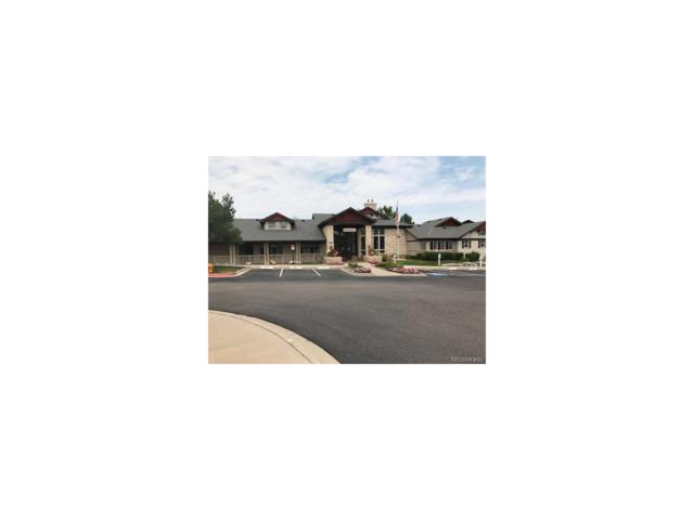 7482 S Quail Circle #728, Littleton, CO 80127 (MLS #4994287) :: 8z Real Estate