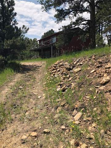 75 Forest Road, Nederland, CO 80466 (#4994451) :: THE SIMPLE LIFE, Brokered by eXp Realty