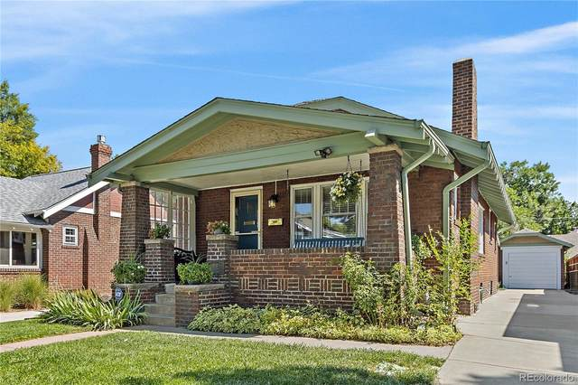 818 Garfield Street, Denver, CO 80206 (#4994520) :: You 1st Realty