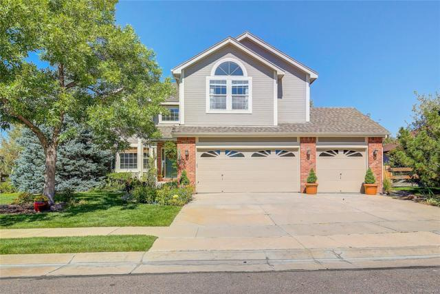 16787 W 62nd Place, Arvada, CO 80403 (#4994665) :: The Peak Properties Group