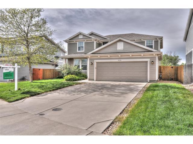 9236 W Swarthmore Drive, Littleton, CO 80123 (MLS #4995234) :: 8z Real Estate
