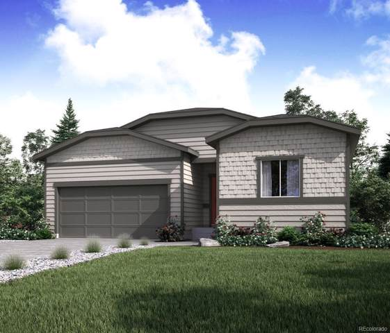 2337 Saddle Back Court, Fort Lupton, CO 80621 (#4995334) :: Venterra Real Estate LLC