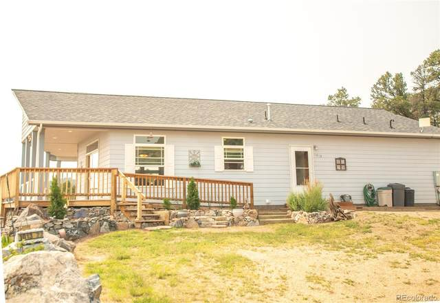 1013 22nd Trail, Cotopaxi, CO 81223 (MLS #4995413) :: Bliss Realty Group