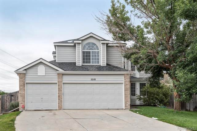 5218 E Crestone Avenue, Castle Rock, CO 80104 (#4995623) :: Kimberly Austin Properties