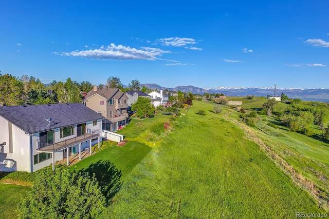 505 Eisenhower Drive, Louisville, CO 80027 (#4995650) :: The DeGrood Team