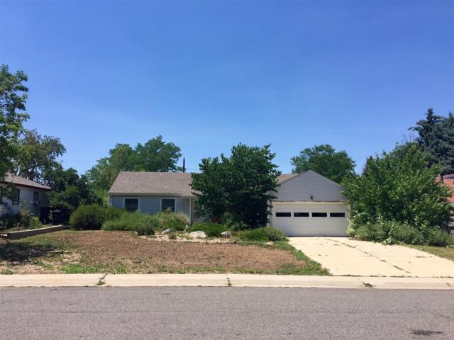 3245 S Albion Street, Denver, CO 80222 (#4995661) :: Colorado Home Finder Realty