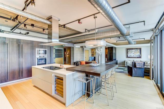 1401 Wewatta Street #417, Denver, CO 80202 (#4996040) :: The Heyl Group at Keller Williams