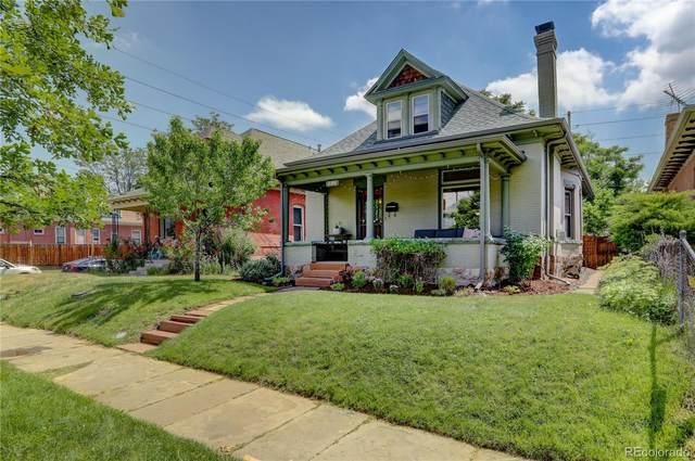406 S Sherman Street, Denver, CO 80209 (#4996100) :: Berkshire Hathaway HomeServices Innovative Real Estate