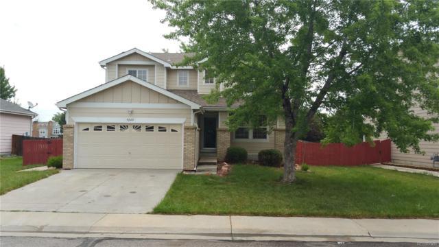 9240 Harrison Street, Thornton, CO 80229 (#4996136) :: The Griffith Home Team