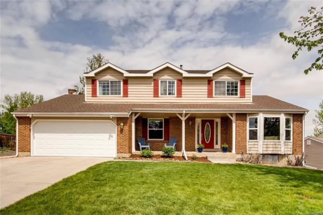 1171 E Otero Place, Centennial, CO 80122 (#4996381) :: The Heyl Group at Keller Williams