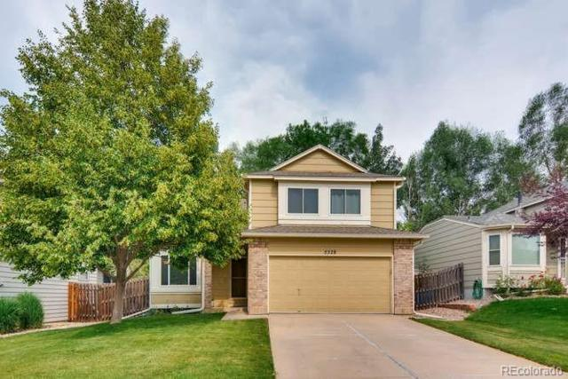 5528 S Youngfield Way, Littleton, CO 80127 (#4996835) :: The DeGrood Team