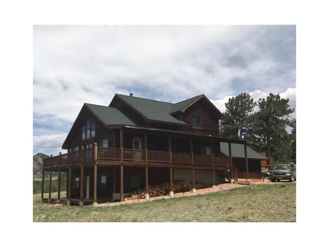 211 Yarnell Road, Hartsel, CO 80449 (MLS #4996925) :: 8z Real Estate