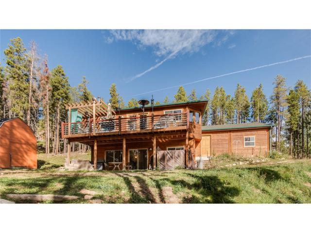 711 Aspen Way, Evergreen, CO 80439 (MLS #4996931) :: 8z Real Estate