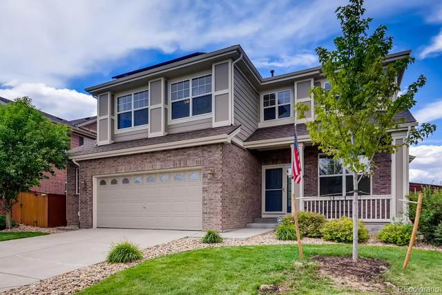 24435 E Bellewood Drive, Aurora, CO 80016 (#4997093) :: The Brokerage Group