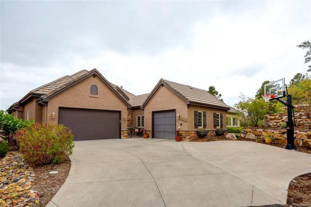 5097 Ten Mile Place, Castle Rock, CO 80108 (#4997119) :: House Hunters Colorado