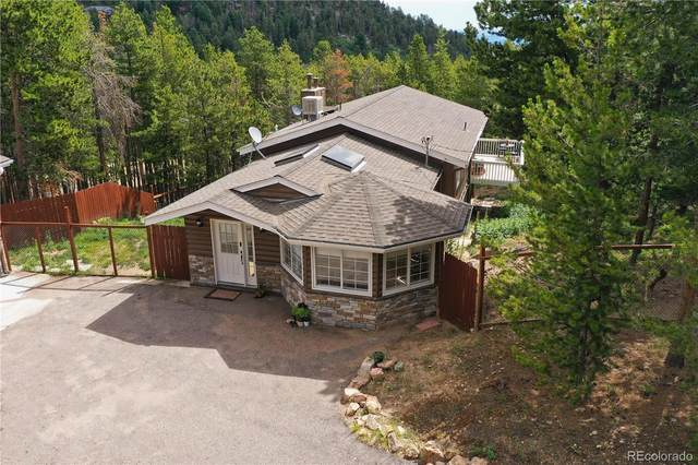 20399 Granite Circle, Morrison, CO 80465 (#4997230) :: James Crocker Team