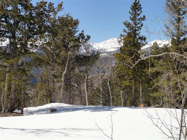 0 Bald Mountain Drive, Central City, CO 80427 (#4997310) :: The Brokerage Group