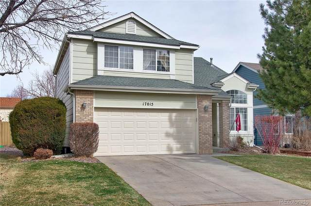 17015 Carr Avenue, Parker, CO 80134 (#4997401) :: The Brokerage Group