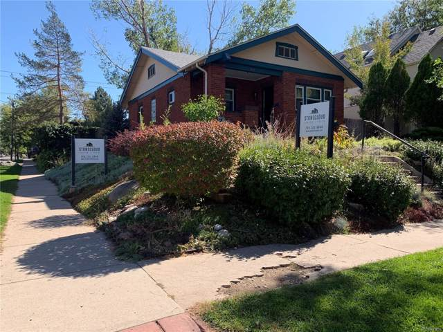 1100 S Vine Street, Denver, CO 80210 (#4997459) :: The Peak Properties Group