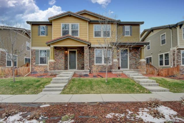 10294 Tall Oaks Circle, Parker, CO 80134 (#4997496) :: The DeGrood Team