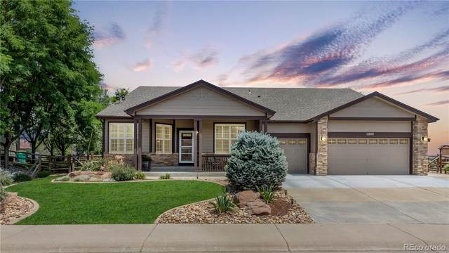 11800 Pleasant View Ridge, Longmont, CO 80504 (#4997626) :: Bring Home Denver with Keller Williams Downtown Realty LLC