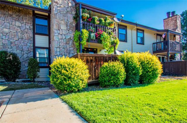 8695 Yukon Street L, Arvada, CO 80005 (#4997725) :: The Peak Properties Group