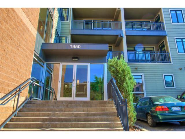 1950 W Littleton Boulevard #306, Littleton, CO 80120 (MLS #4997860) :: 8z Real Estate