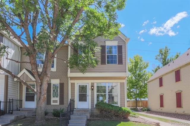 1811 S Quebec Way #37, Denver, CO 80231 (MLS #4997941) :: Bliss Realty Group