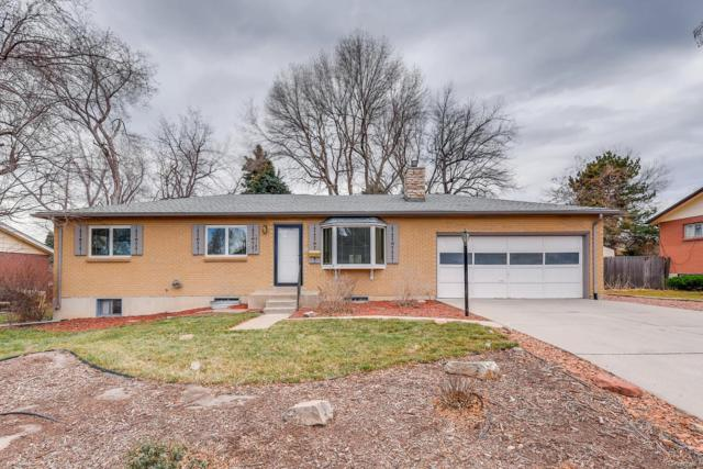 12182 W Dakota Drive, Lakewood, CO 80228 (#4998181) :: Sellstate Realty Pros