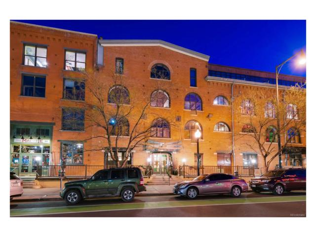 1720 Wynkoop Street #313, Denver, CO 80202 (#4998202) :: The Pete Cook Home Group
