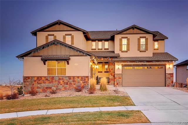 8770 Zircon Way, Arvada, CO 80007 (MLS #4998441) :: Bliss Realty Group