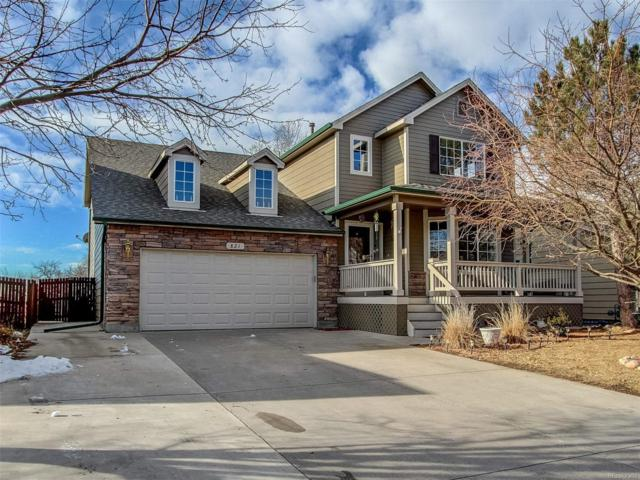 821 S 34th Avenue, Brighton, CO 80601 (#4998447) :: The Peak Properties Group