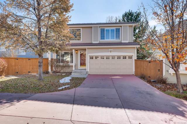 1476 Laurenwood Way, Highlands Ranch, CO 80129 (#4998710) :: The Healey Group