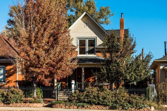 2771 W 38th Avenue, Denver, CO 80211 (MLS #4998973) :: Kittle Real Estate