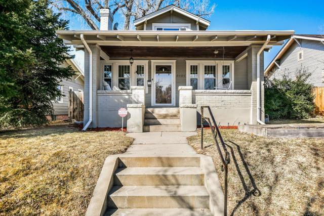 2131 S Franklin Street, Denver, CO 80210 (#4999084) :: The Peak Properties Group