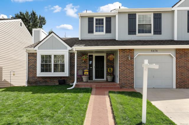 6474 E Geddes Avenue, Centennial, CO 80112 (#4999331) :: The Peak Properties Group