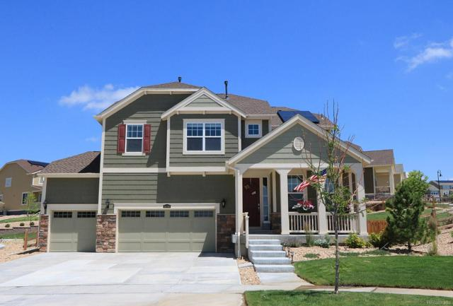 18705 W 84th Place, Arvada, CO 80007 (MLS #5000063) :: 8z Real Estate