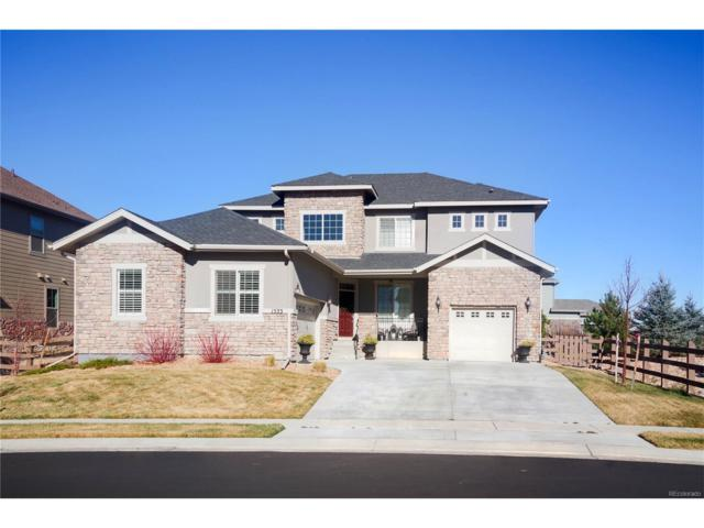 1533 W 136th Lane, Broomfield, CO 80023 (#5000074) :: The Griffith Home Team