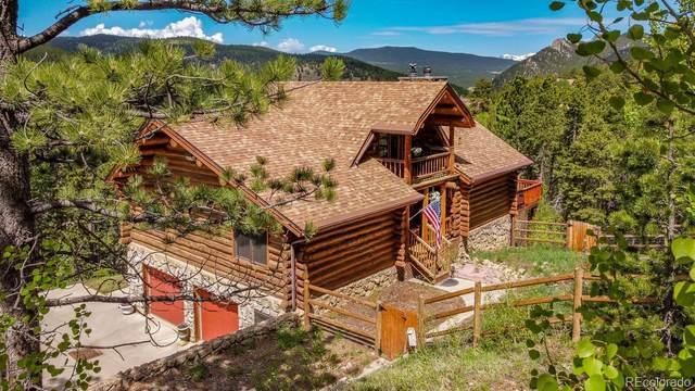 328 Bear Drive, Golden, CO 80403 (#5000155) :: James Crocker Team