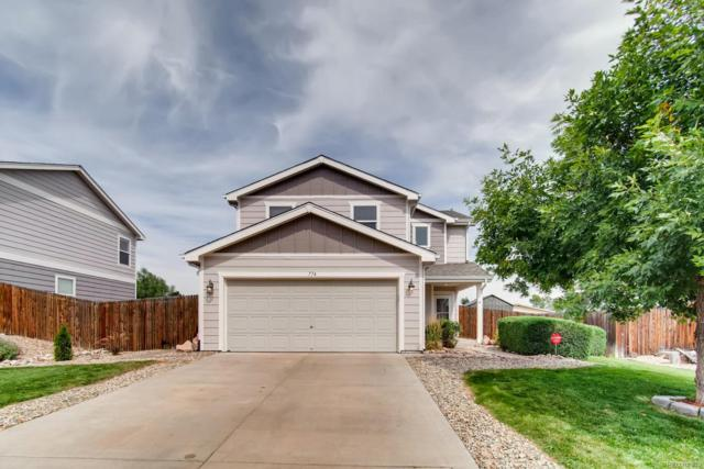 774 Willow Drive, Lochbuie, CO 80603 (#5000356) :: Wisdom Real Estate