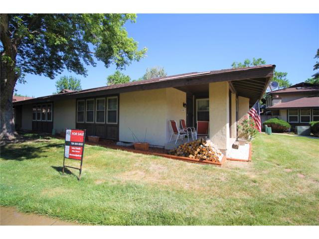 15062 E Jarvis Place, Aurora, CO 80014 (MLS #5000945) :: 8z Real Estate