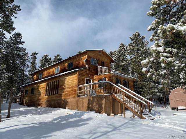 38 Aspen Way, Black Hawk, CO 80422 (#5001682) :: The Colorado Foothills Team | Berkshire Hathaway Elevated Living Real Estate