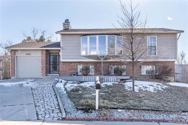 2048 S Uravan Street, Aurora, CO 80013 (#5001975) :: The DeGrood Team