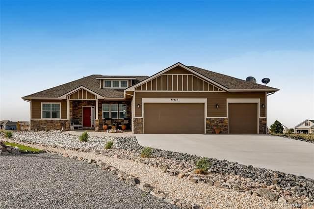 49825 Antelope Drive E, Bennett, CO 80102 (#5002070) :: Kimberly Austin Properties