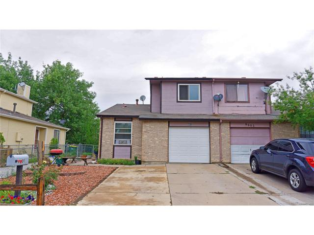 6601 E 62nd Place, Commerce City, CO 80022 (MLS #5002138) :: 8z Real Estate