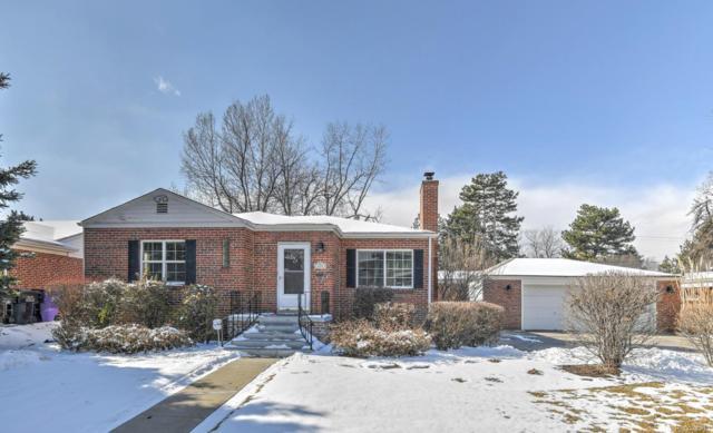 655 Ivanhoe Street, Denver, CO 80220 (#5002277) :: ParkSide Realty & Management