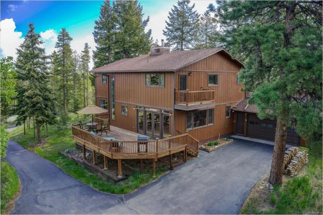 8454 Armadillo Trail, Evergreen, CO 80439 (#5002378) :: The Heyl Group at Keller Williams