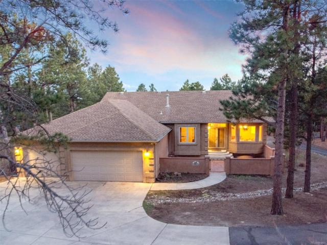 19805 E Top O The Moor Drive, Monument, CO 80132 (#5002409) :: The Peak Properties Group