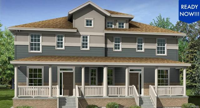 14763 E Crestridge Drive, Aurora, CO 80015 (#5002559) :: The HomeSmiths Team - Keller Williams